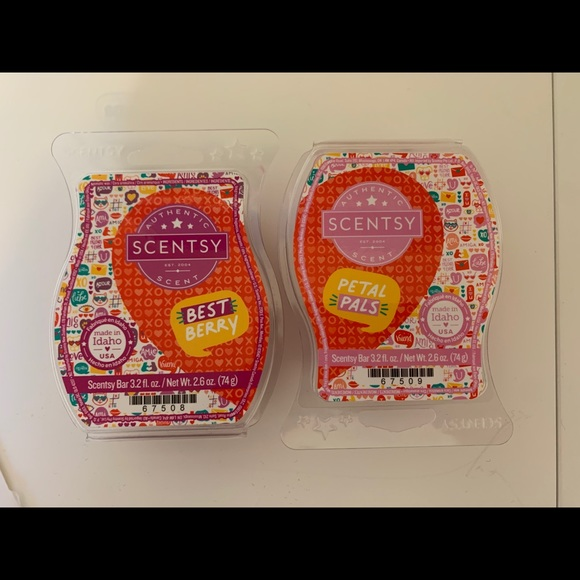 Scentsy Best Pals Bar Twin Pack